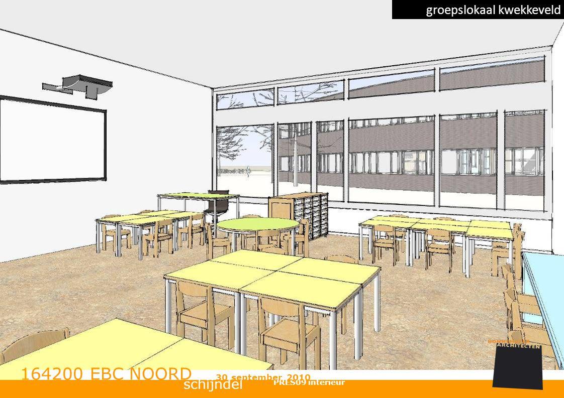 schijndel 164200 EBC NOORD PRES09 interieur 30 september 2010 indelingsschets groepslokaal kwekkeveld