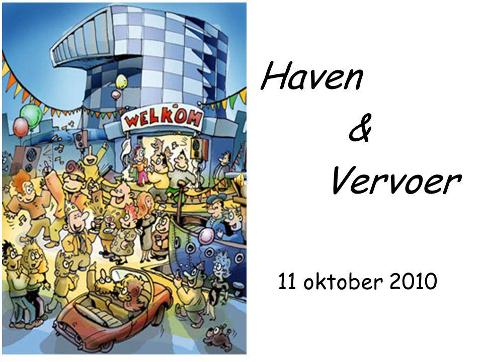 Haven & Vervoer 11 oktober 2010