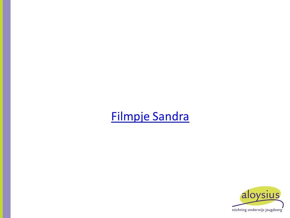 Filmpje Sandra