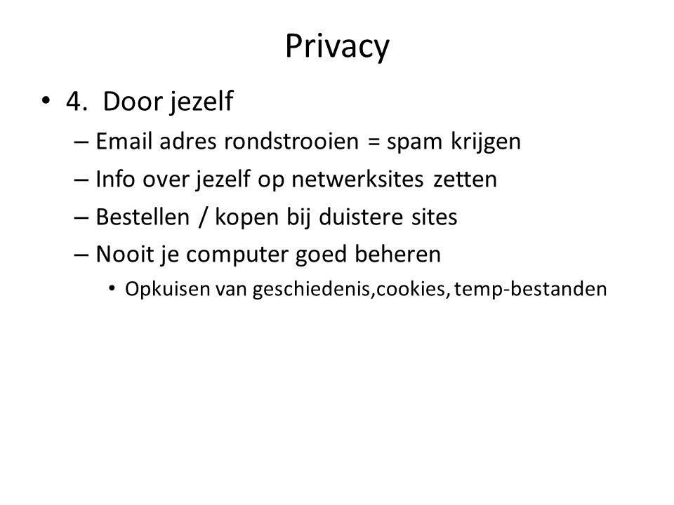Privacy 4.