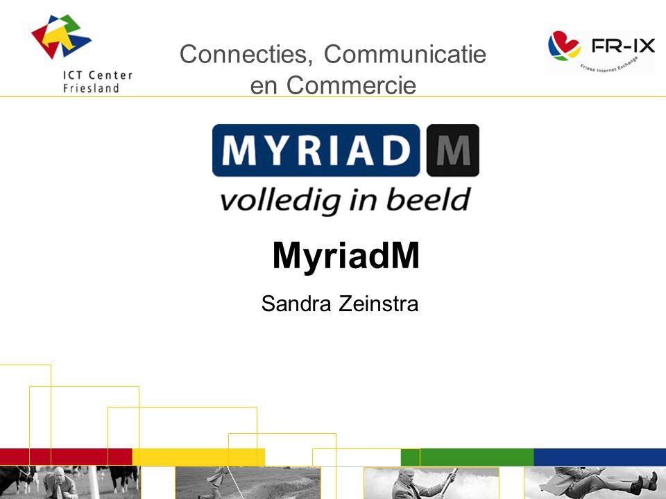Connecties, Communicatie en Commercie Nordix Arden Norder