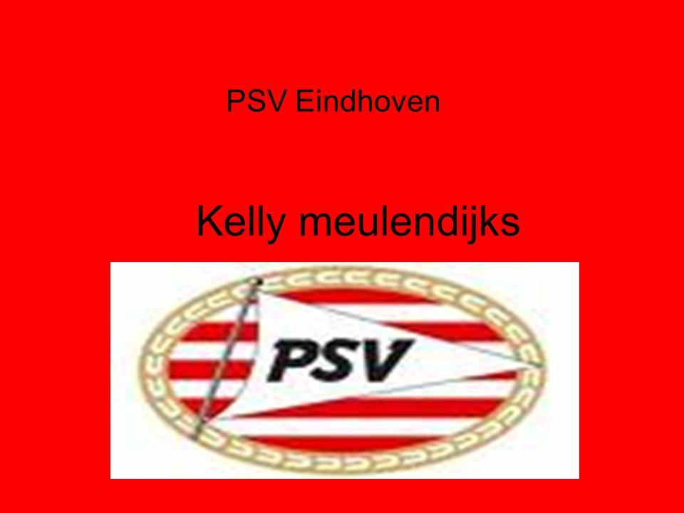 PSV Eindhoven Kelly meulendijks