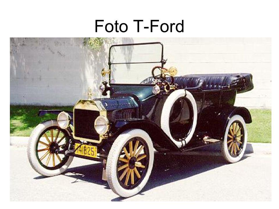 Foto T-Ford