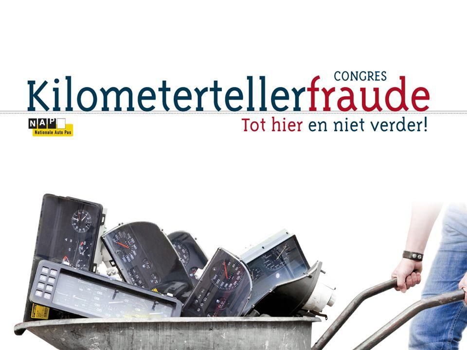 De economische schade van kilometertellerfraude & De kosten-batenanalyse van het Car-Pass-systeem 19 april 2011 Michel van Roon, Directeur CRM used car management