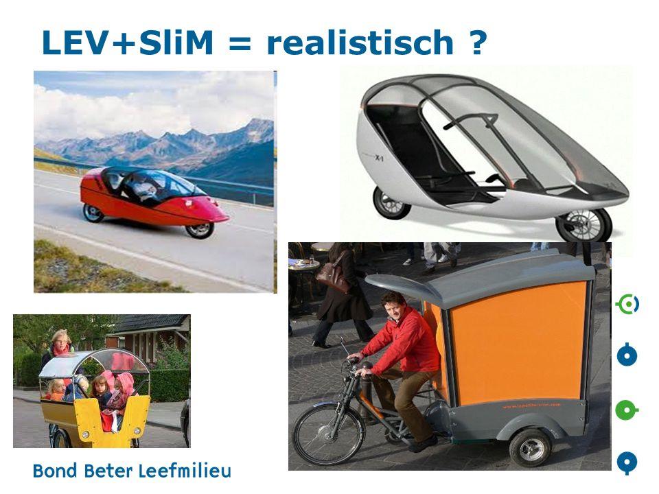 LEV+SliM = realistisch ?