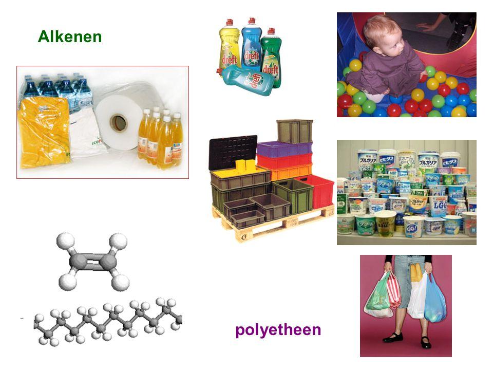 Alkenen polyetheen