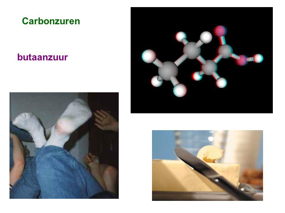 Carbonzuren butaanzuur