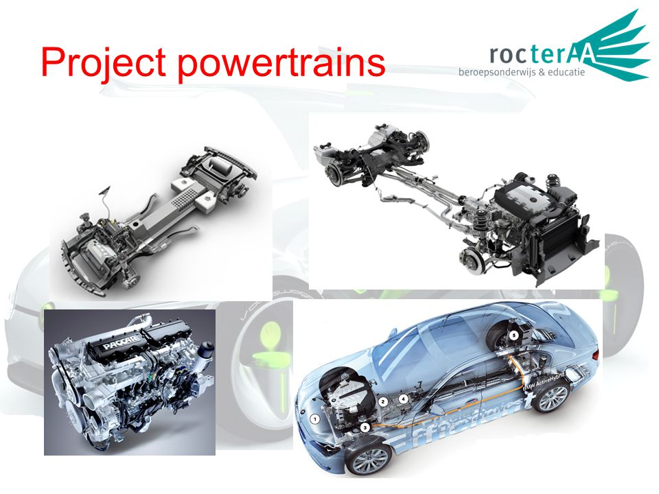 Project powertrains