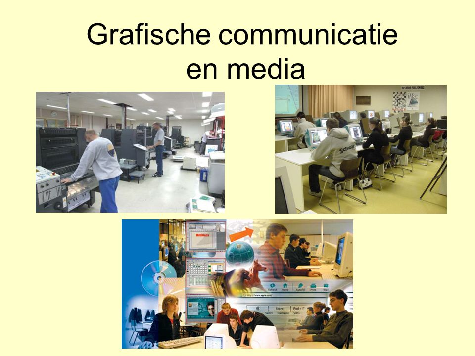 Grafische communicatie en media