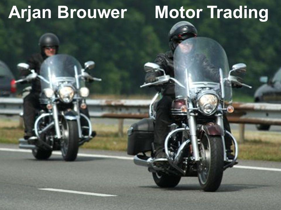 Arjan BrouwerMotor Trading