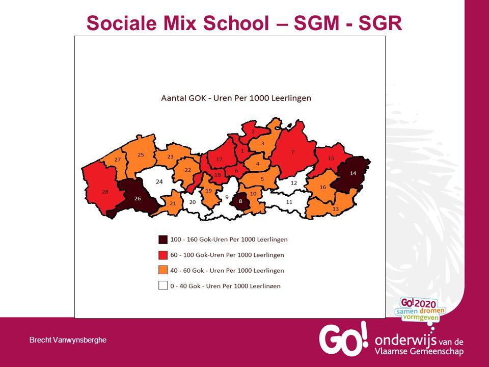Sociale Mix School – SGM - SGR Brecht Vanwynsberghe
