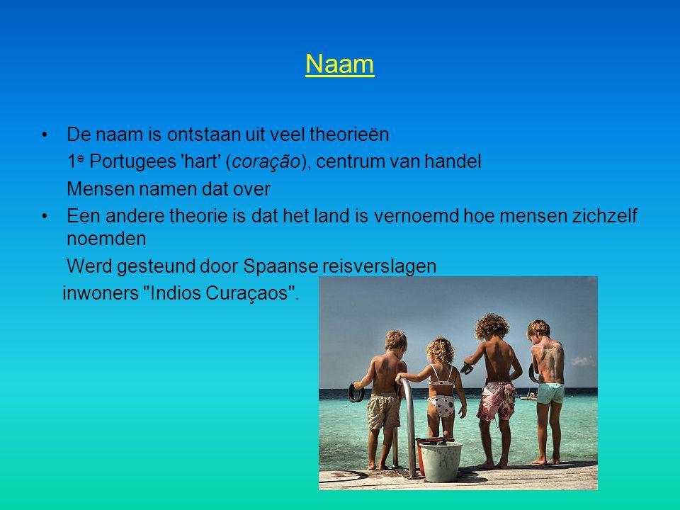 Naam De naam is ontstaan uit veel theorieën 1 e Portugees 'hart' (coração), centrum van handel Mensen namen dat over Een andere theorie is dat het lan