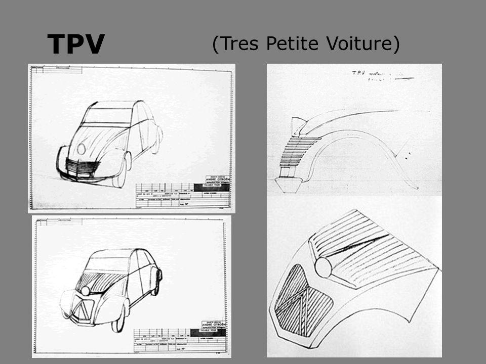 TPV (Tres Petite Voiture)
