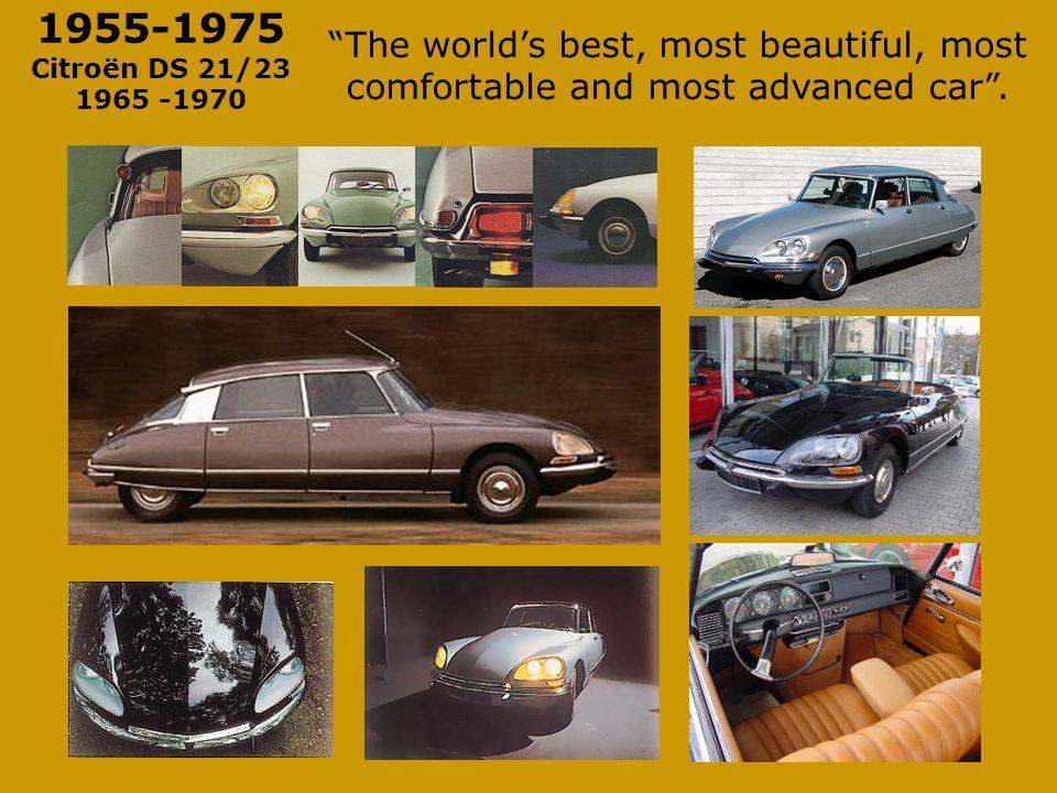 1955-1975 Citroën DS 21/23 1965 -1970