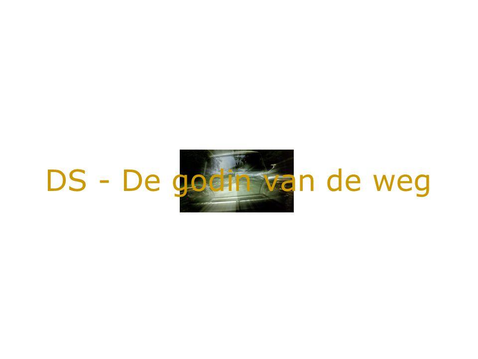DS - De godin van de weg