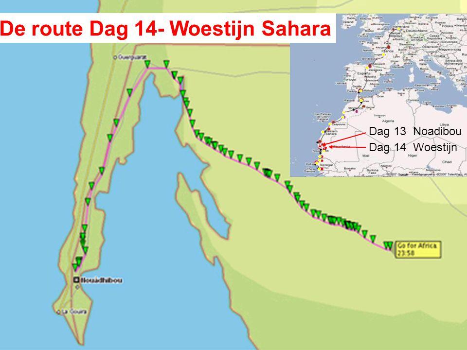 Nacht 12&13Noadhibou – Mauritanie
