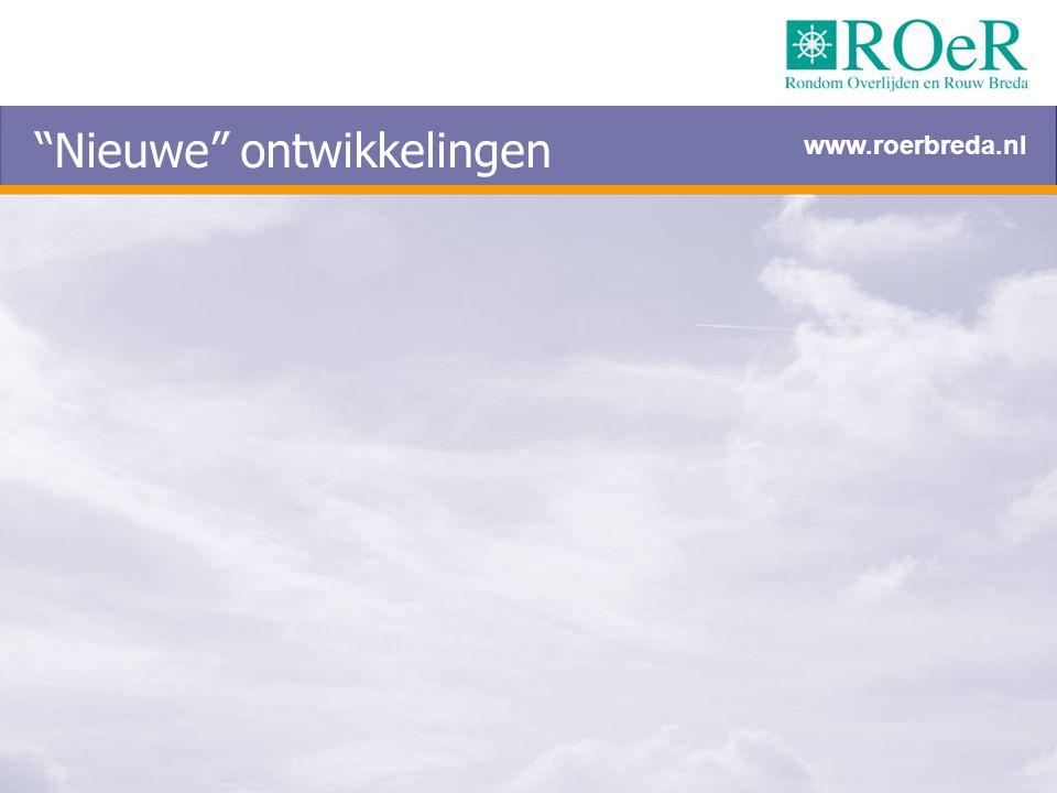 """""""Nieuwe"""" ontwikkelingen www.roerbreda.nl"""