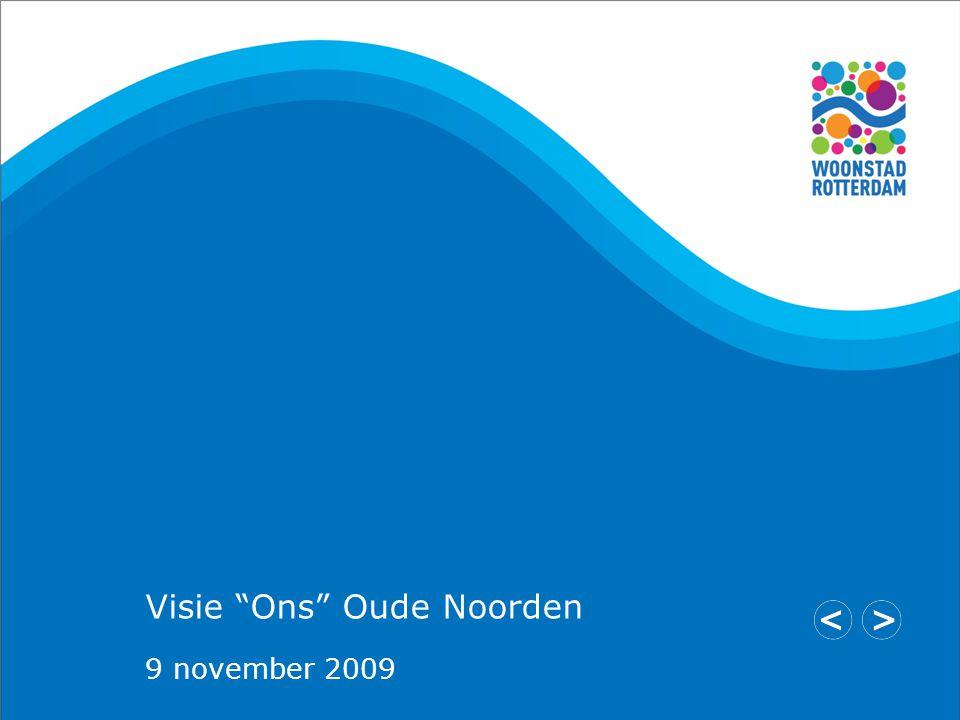 "Visie ""Ons"" Oude Noorden 9 november 2009"