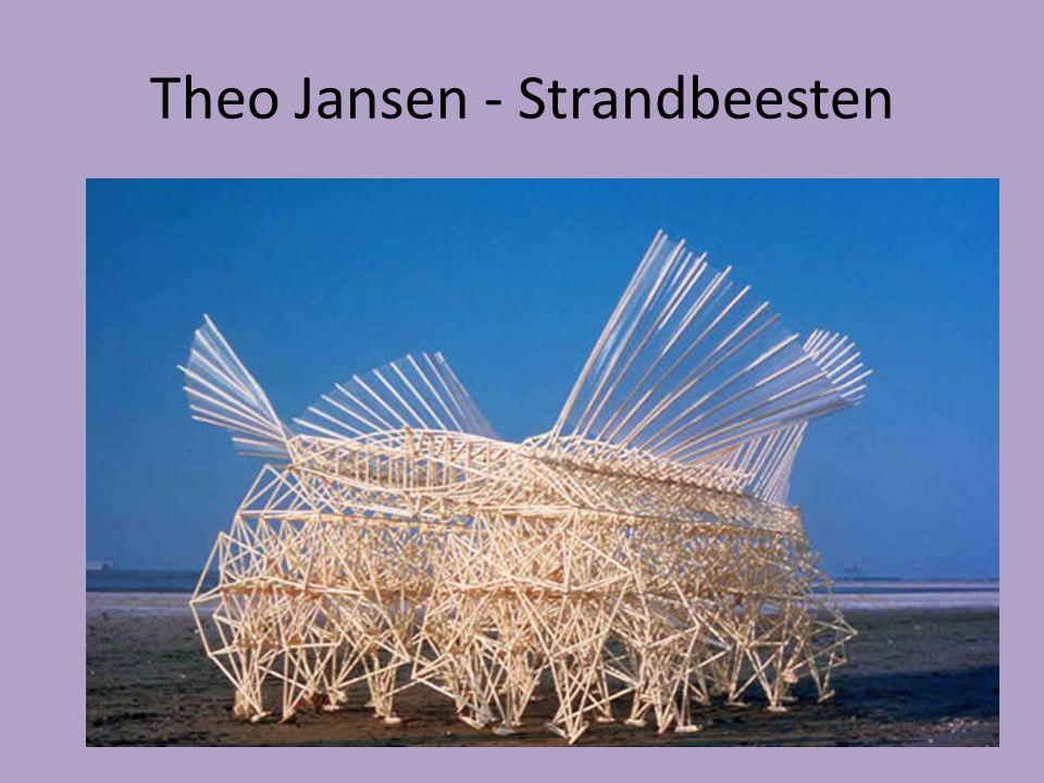Theo Jansen - Strandbeesten