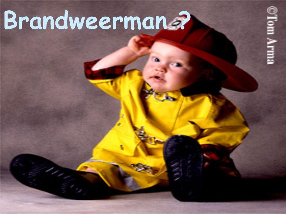 Brandweerman ?