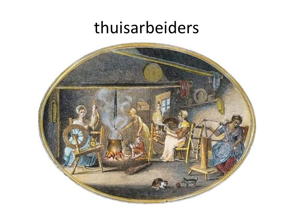thuisarbeiders