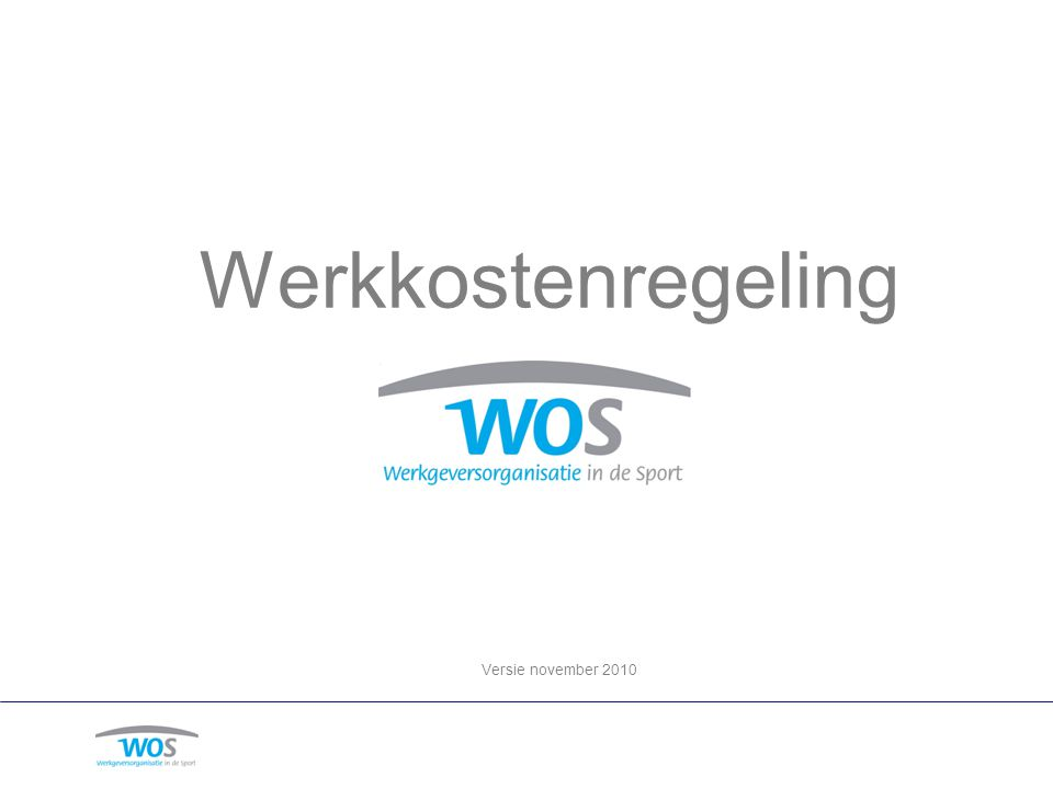 2 Werkkostenregeling Problematiek: per 2011  keuze Huidige regime: kostenvergoedingen en verstrekkingen Nieuwe regime: werkkostenregeling Nb.