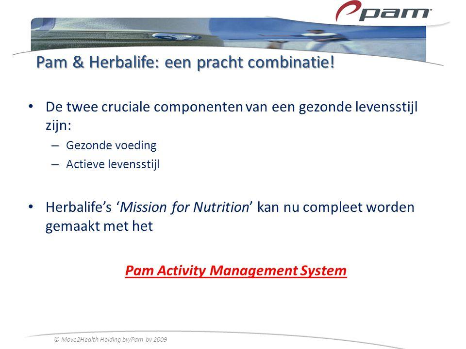 Pam & Herbalife: een pracht combinatie! De twee cruciale componenten van een gezonde levensstijl zijn: – Gezonde voeding – Actieve levensstijl Herbali