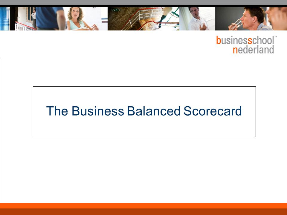 The Business Balanced Scorecard
