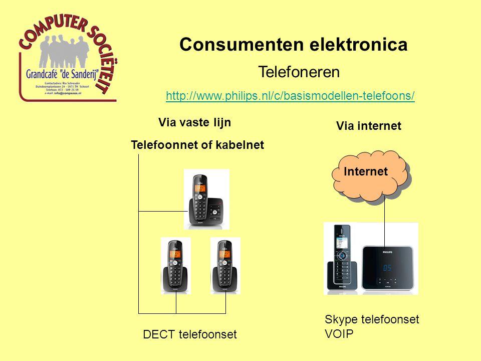 Consumenten elektronica Telefoneren Mobiele telefonie iPhone 4 touchscreen InternetGSM/UMTS net telefoonnet http://www.kpn.com/mobiel/alle-telefoons/alle-iphone-telefoons.cat WiFi Extra mogelijkheden (optioneel): foto's (kleine filmpjes) maken muziek beluisteren usb-connectie met computer bluetooth communicatie internet applicaties (o.a.