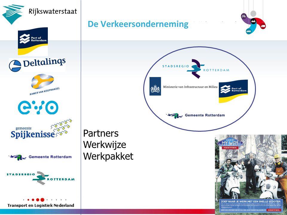 De Verkeersonderneming Partners Werkwijze Werkpakket