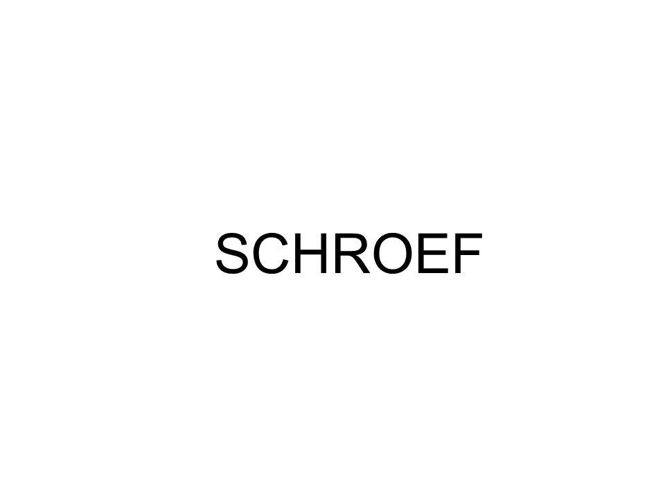SCHROEF