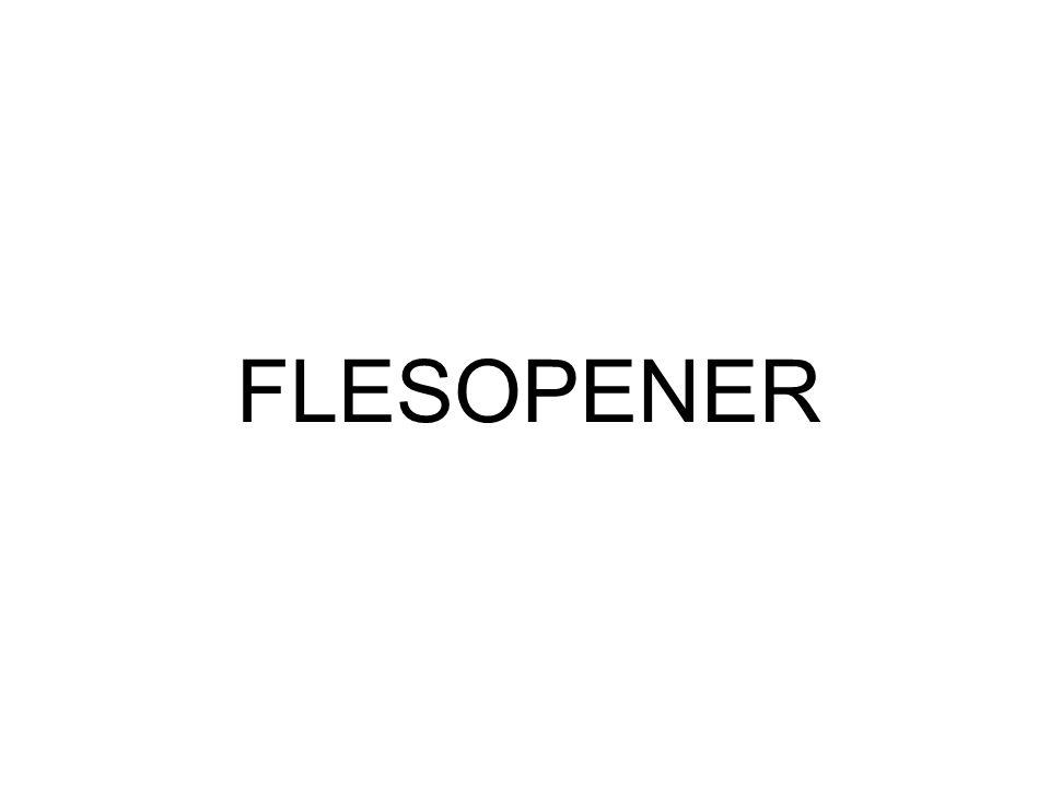 FLESOPENER