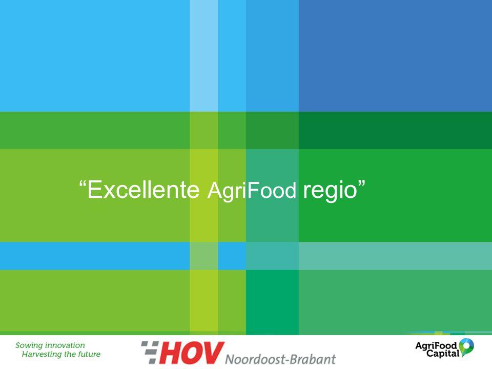 Excellente AgriFood regio