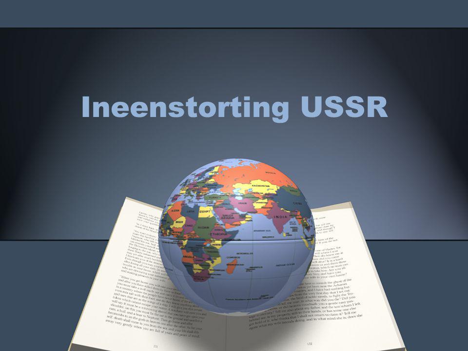 Ineenstorting USSR