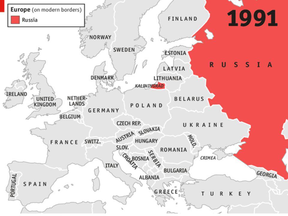 Rusland: minderheden Rusland geen mislukte Westerse staat maar een anti-Westerse revisionistische mogendheid die het Westerse principe van nationale zelfbeschikking verwerpt.