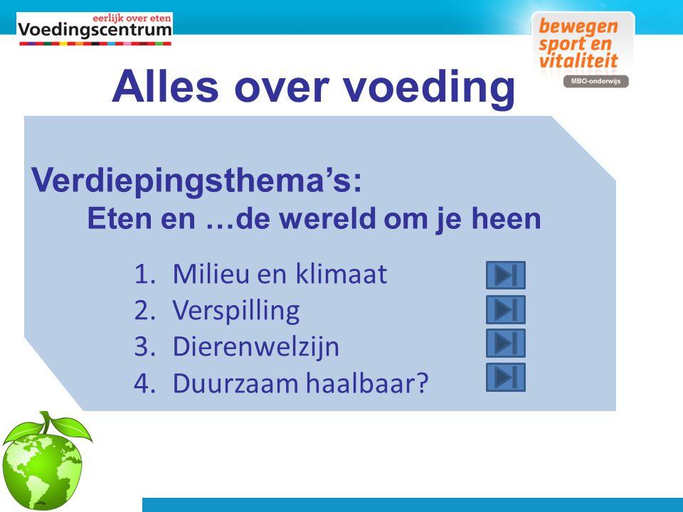 VISwijzer… De VISwijzer is initiatief van Stichting De Noordzee en het Wereld Natuur Fonds (www.goedevis.nl)www.goedevis.nl De VISwijzer laat zien wat een goede keuze is met het oog op de natuur en het milieu.