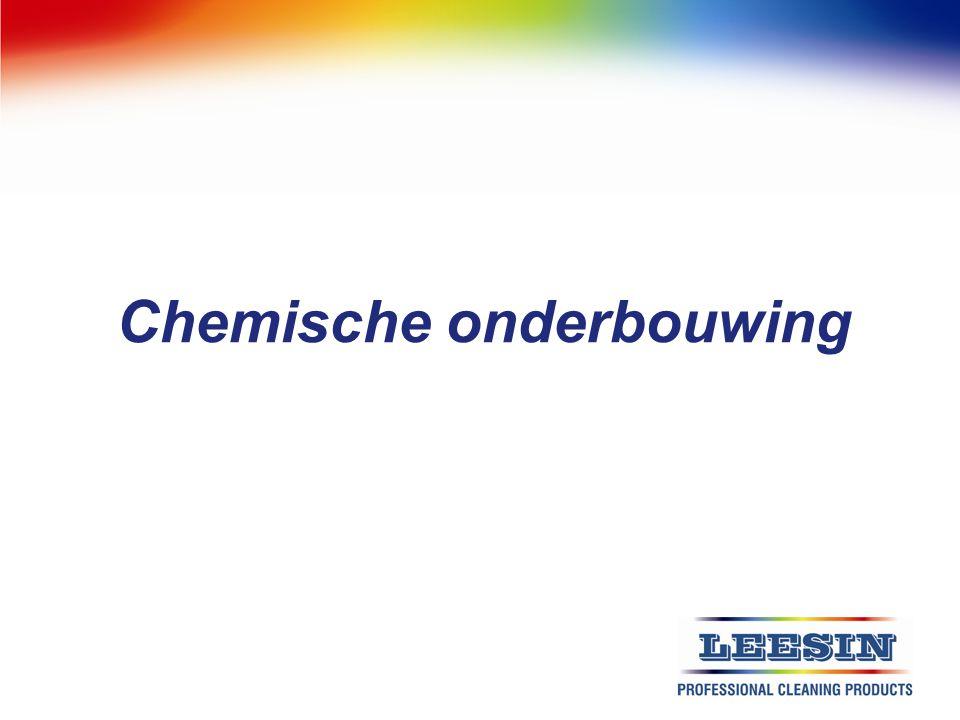 Chemische onderbouwing