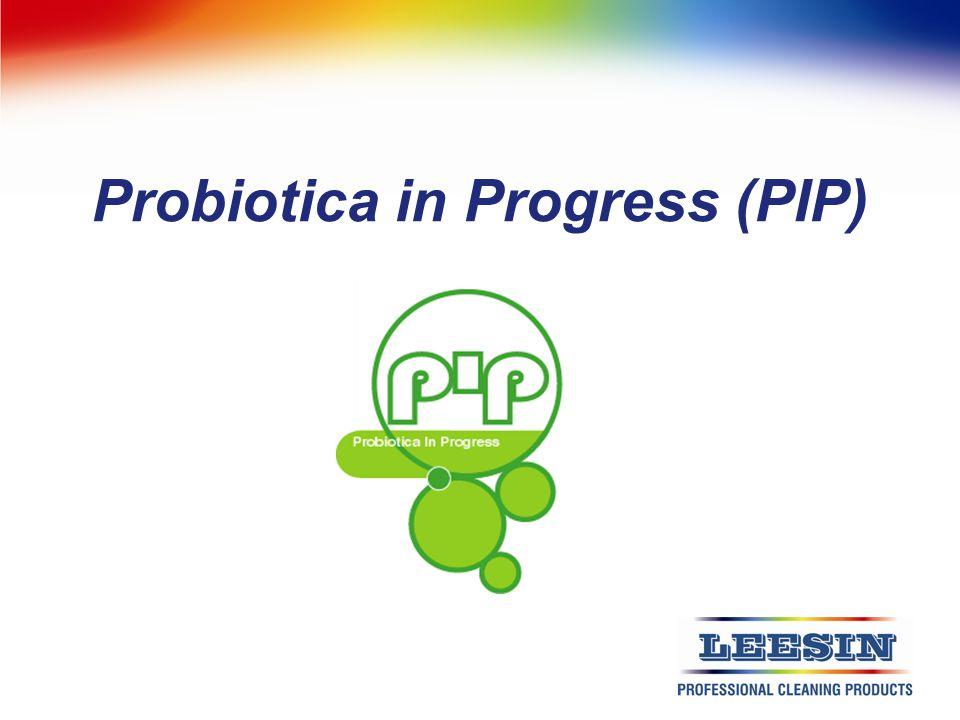 Probiotica in Progress (PIP)