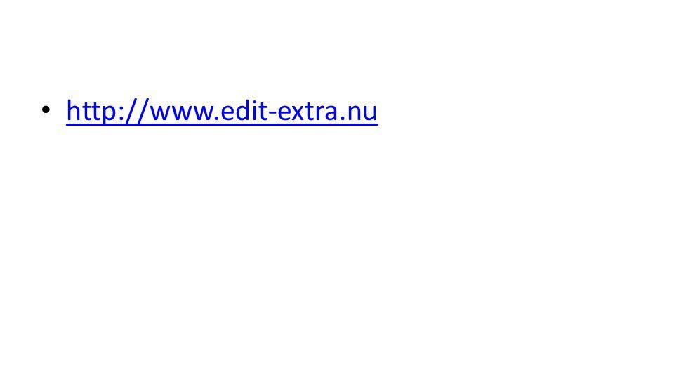 http://www.edit-extra.nu
