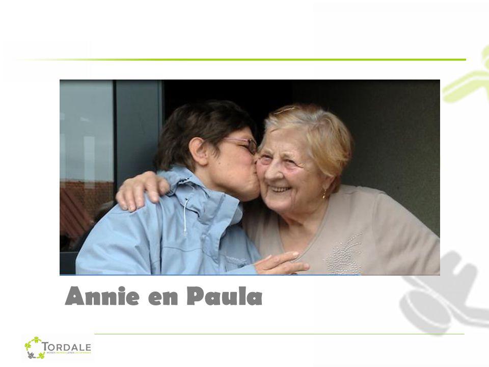 Annie en Paula