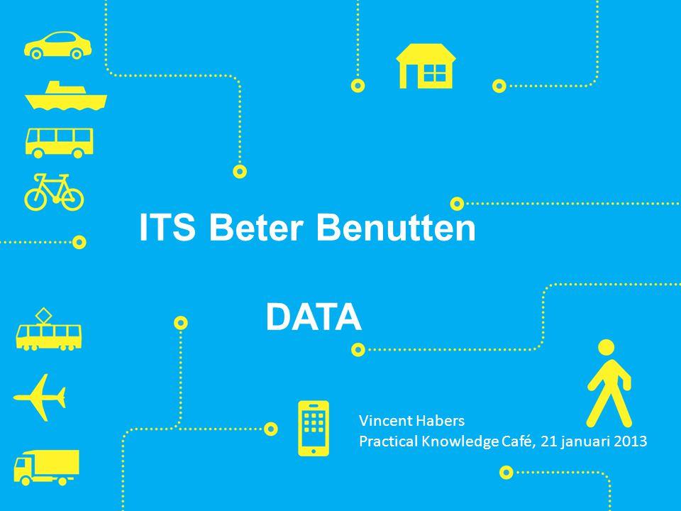 Titel hier tekst hier Data verbeter top 5 Ten dienste van In-Car Informatiediensten (evenals MMRI en parkeren ) Open data: niet alleen tbv 5 prijswinnende SP's Verplichte informatie-items in informatiedienst (naast parkeren en OV-aansluitpunten)