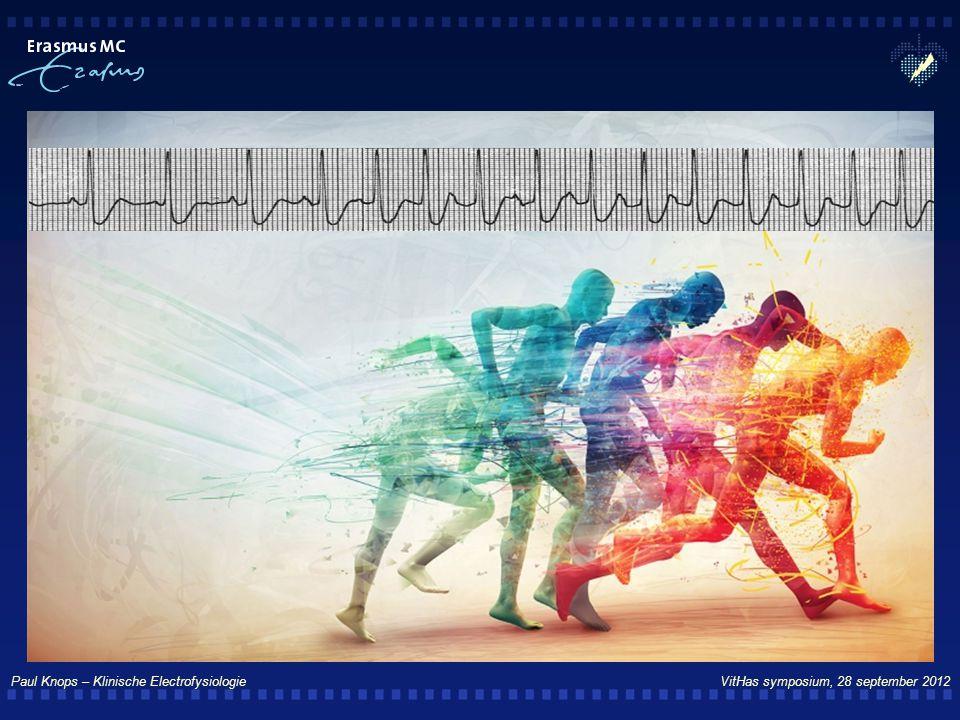 Paul Knops – Klinische Electrofysiologie VitHas symposium, 28 september 2012