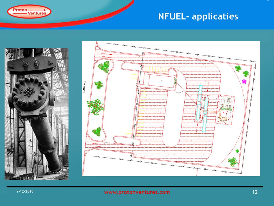 NFUEL- applicaties 9-12-2010 12www.protonventures.com