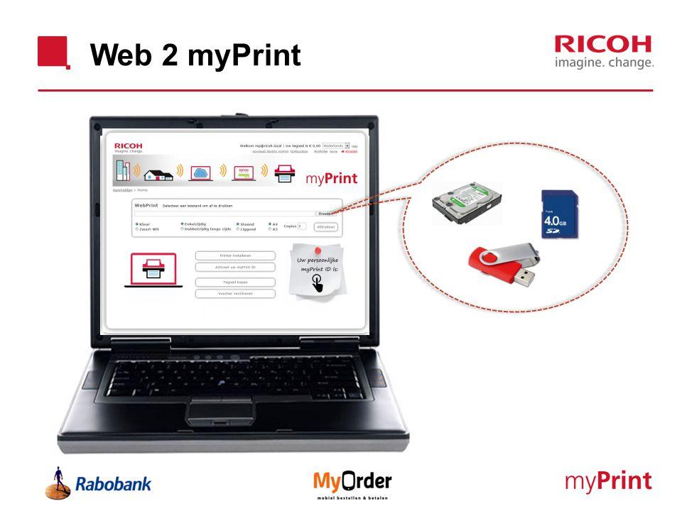 Web 2 myPrint