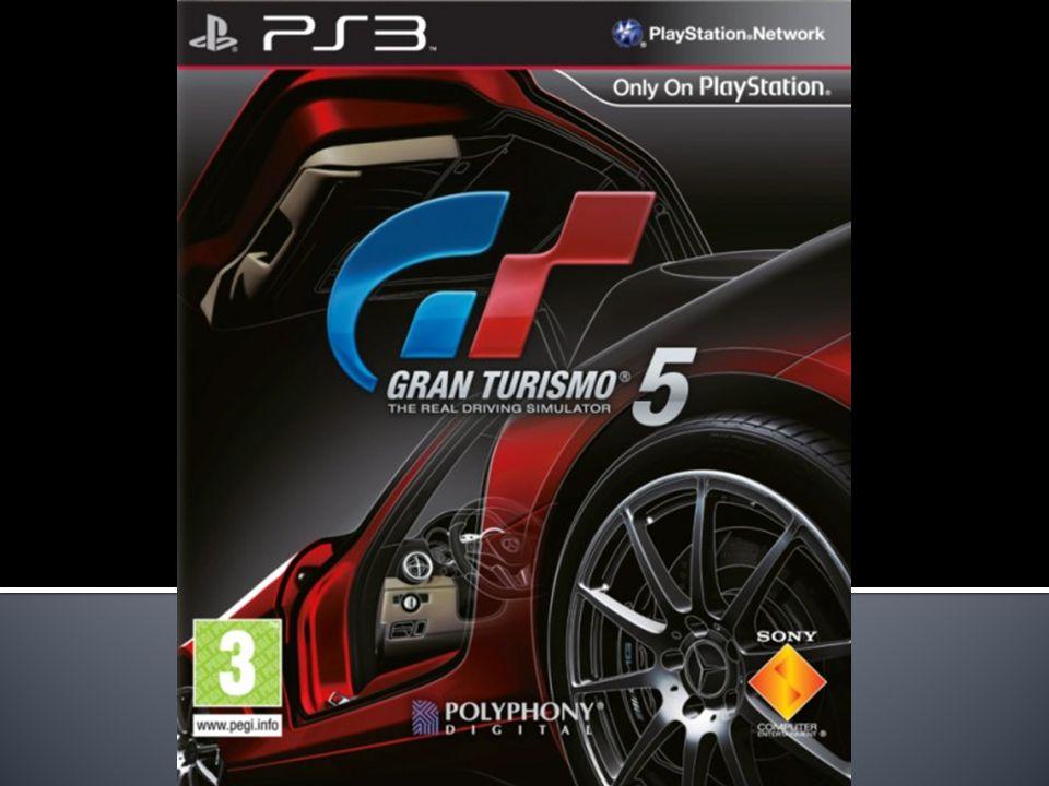  Gran Turismo was jarenlang de ongeëvenaarde koning van de realistische racegames waar de concurrentie maar niet aan leek te kunnen tippen.