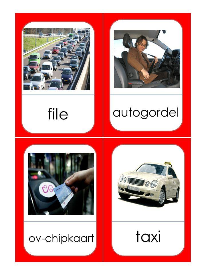 file autogordel ov-chipkaart taxi