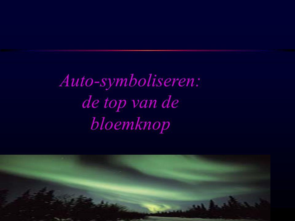 OSIRIS © www.aurelis.org Auto-symboliseren: de top van de bloemknop
