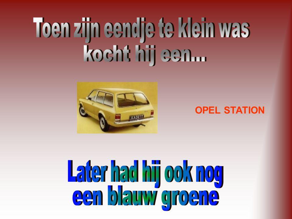In 1978 kwam hij naar Bornerbroek met zijn: Het was een ……….
