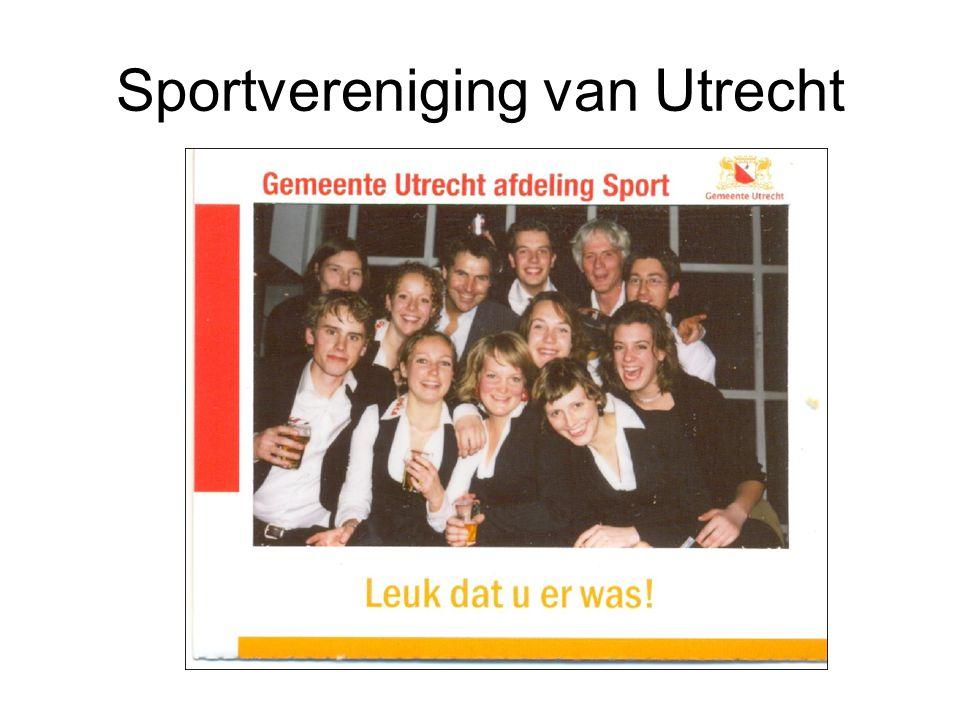 Sportvereniging van Utrecht