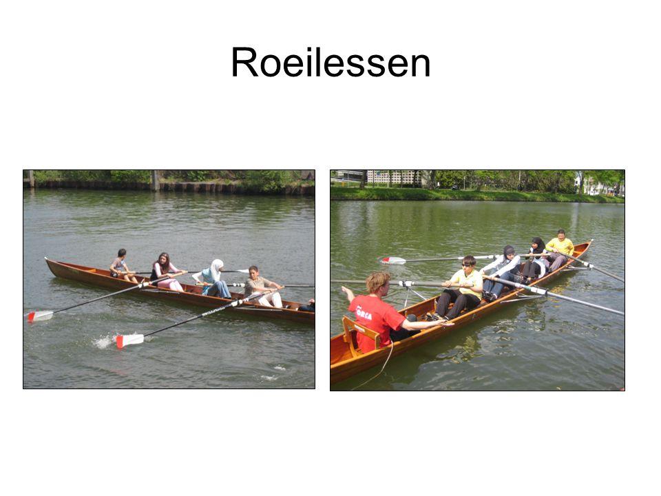 Roeilessen